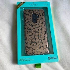 Kate Spade NEW Floral Samsung Galaxy S9+ Case